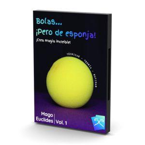 Bolas… ¡Pero de esponja! Vol. 1 –  Mago Euclides