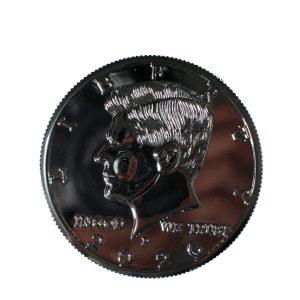 Moneda Jumbo – Medio Dollar (de Metal)