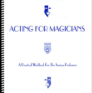 Acting for Magicians by Murphy's Manufacturing – Book