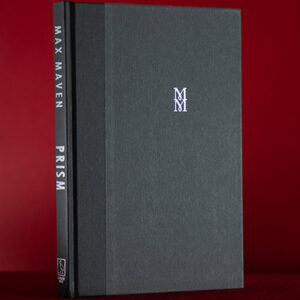 PRISM The Color Series of Mentalism by Max Maven – Book