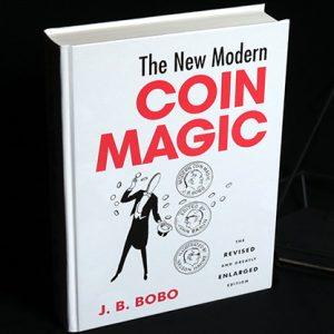 The New Modern Coin Magic by J.B. Bobo