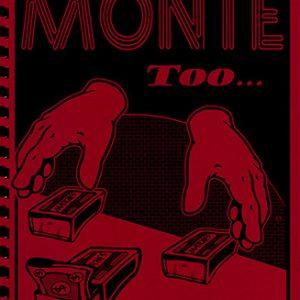 Monte Too by Jon Jensen – Book