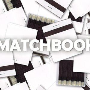 White matchlibross (Box of 50)