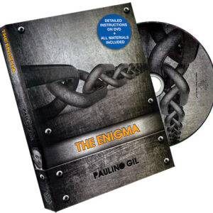 The Enigma by Paulino Gil and Luis De Matos – Trick