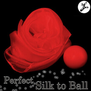 Perfect Silk to Ball red(Automatic)by JL Magic – Trick