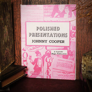 Polished Presentations by Johnny Cooper – libros