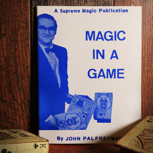 Magic in a Game by John Palfreyman – libros