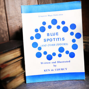 Blue Spotitis by Ken de Courcy – libros
