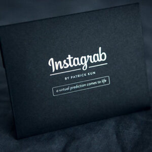 InstaGrab (Gimmicks and Online Instructions) by Patrick Kun – Trick