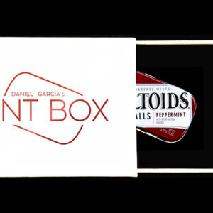 MINT BOX (Gimmick and Online Instructions) by Daniel Garcia – Trick