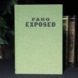 FARO Exposed by Alfred Trumble – Book