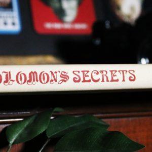Solomon's Secrets by David Solomon – Book