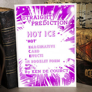 Straight Prediction by Ken de Coucey (HotIce) – Book