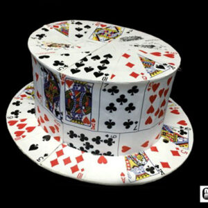 Card Fan to Top Hat by Mr. Magic – Trick