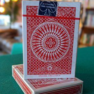 Tally Ho Circle Back (Línea Expert Compactada) – Roja