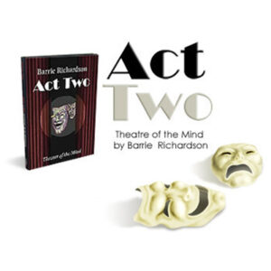 Act Two by Barrie Richardson – Book