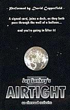 Airtight trick – Jay Sankey