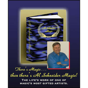 Al Schneider Magic by L&L Publishing – Book