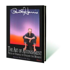 Art of Astonishment Volume 2 by Paul Harris – Book