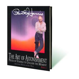 Art of Astonishment Volume 3 by Paul Harris – Book