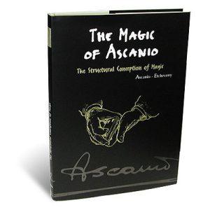 Magic of Ascanio book Vol. 1 The Structural Conception of Magic – Book