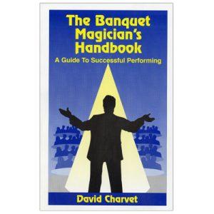 Banquet Magician's Handbook by David Charvet – Book