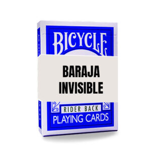 Baraja Invisible – Azul