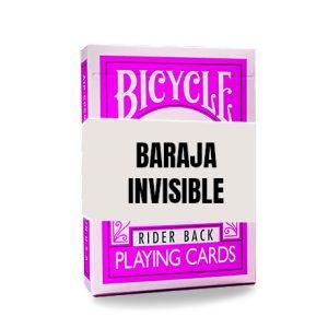 Baraja Invisible – Rosa