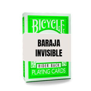 Baraja Invisible – Verde