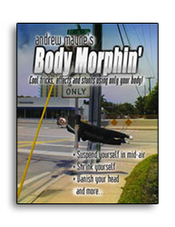 Body Morphin' by Andrew Mayne – Book