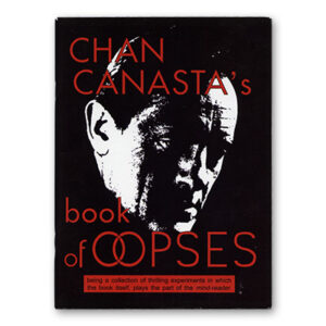 Book of Oopses by Chan Canasta – Book