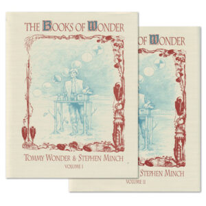 Books of Wonder 2-VOL COMBO set by Tommy Wonder – Book