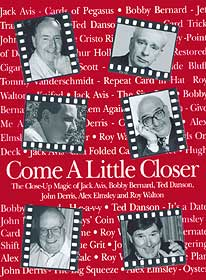 Come a Little Closer by John Denis – Book