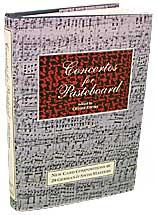 Concertos For Pasteboard – Book