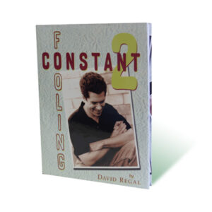 Constant Fooling Volume 2 by David Regal – Book