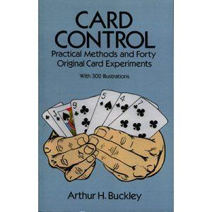 Card Control by Arthur H Buckley – Book