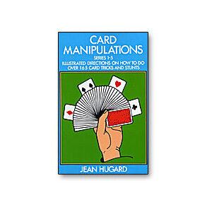 Card Manipulations by Jean Hugard – Book