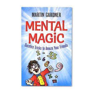 Mental Magic by Martin Gardner – libros