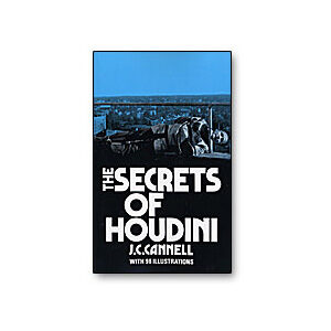 The Secrets of Houdini by J.C. Connell – Book