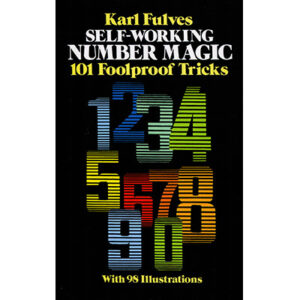 Self Working Number Magic by Karl Fulves – Book