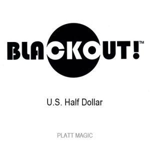 Blackout (US Half Dollar, With DVD) by Brian Platt – DVD