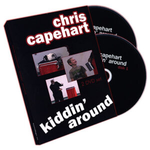 Kidding Around (2 DVD Set) by Chris Capehart – DVD