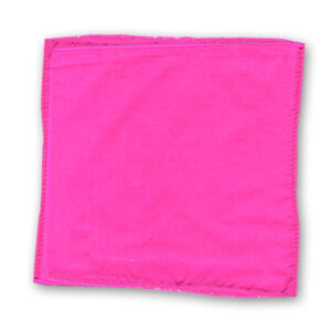 Silk 12 inch Single (Hot Pink) Magic by Gosh – Trick