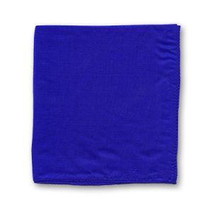 Silk 12 inch single (Royal Blue) Magic by Gosh – Trick