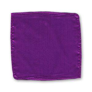 Silk 12 inch Single (Violet) Magic by Gosh – Trick