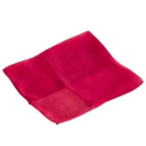 Silk 9 inch (Red) Magic by Gosh – Trick