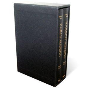 Harbin X 2 book (Early Harbin and Harbincadabra)