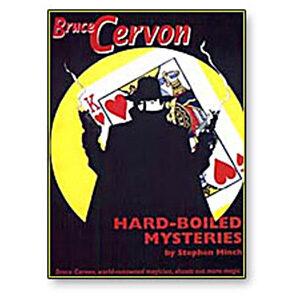 Bruce Cervon Hard Boiled Mysteries – Book