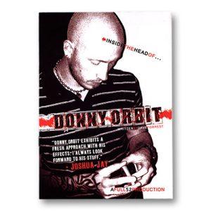Inside the Head of Donny Orbit by Donny Orbit – Book
