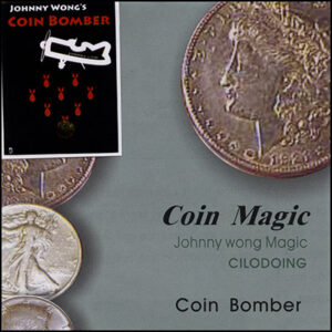 Coin Bomber (with DVD) by Johnny Wong – Trick